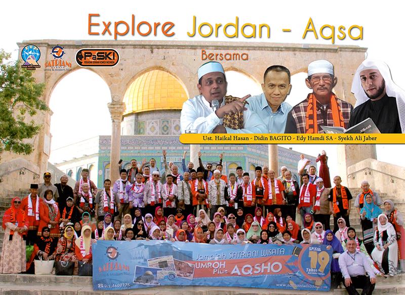 Explore Aqsho Jordan