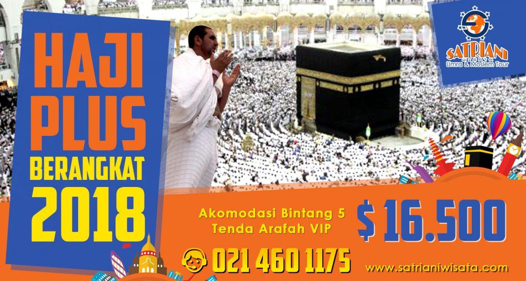 Paket Haji Plus