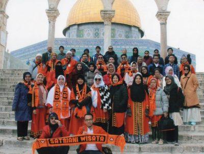 Masjidil Aqsa - Satriani Wisata