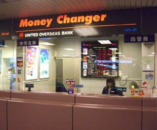 money-changer