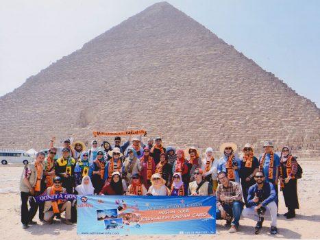 Tour Aqsa Jordan Mesir